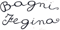 Bagni Fegina – Stabilimento Balneare Monterosso Al Mare – Cinque Terre Logo